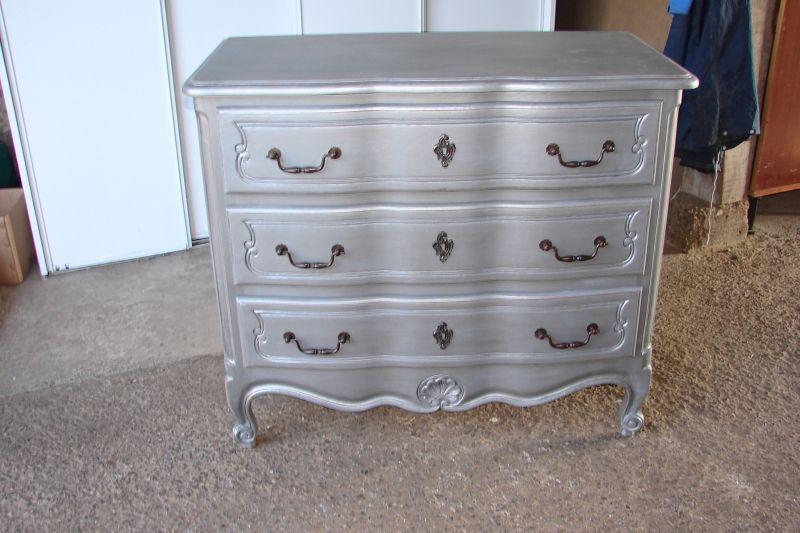 Chambre atelier d Ceruser un meuble vernis